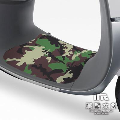 《潮酷文創》GOGORO面板貼 創意保護貼 獨特車貼 車膜 / GR050-奇襲 (6.5折)