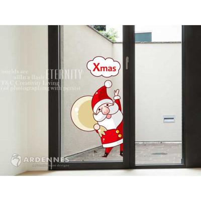 【ARDENNES】聖誕節慶佈置/壁貼 玻璃貼/MB002 耶誕派對 (7.9折)