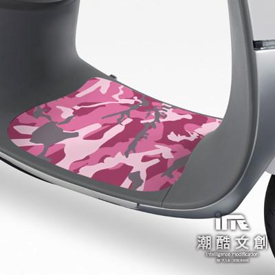 《潮酷文創》GOGORO面板貼 創意保護貼 獨特車貼 車膜 / GR055-聯盟 (6.5折)