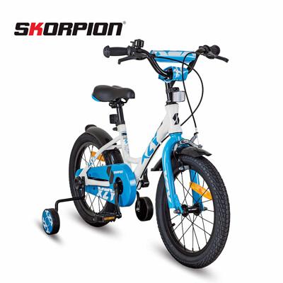 【SKORPION】16吋兒童自行車|兒童腳踏車|幼兒自行車|幼兒腳踏車|無毒認證安全標準 (9.1折)