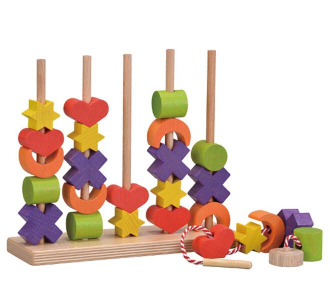 偉志創意造形堆疊積木
