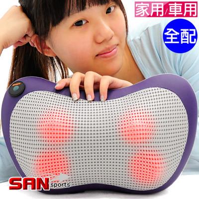 溫熱敷揉捏按摩枕頭 P160-CM100 (3.9折)