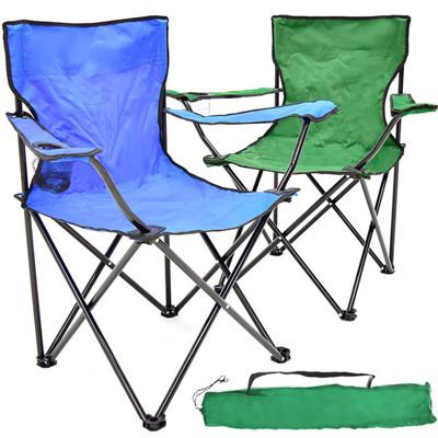 攜帶式帆布椅折疊椅(送收納袋) D098-JD2009 (3.8折)