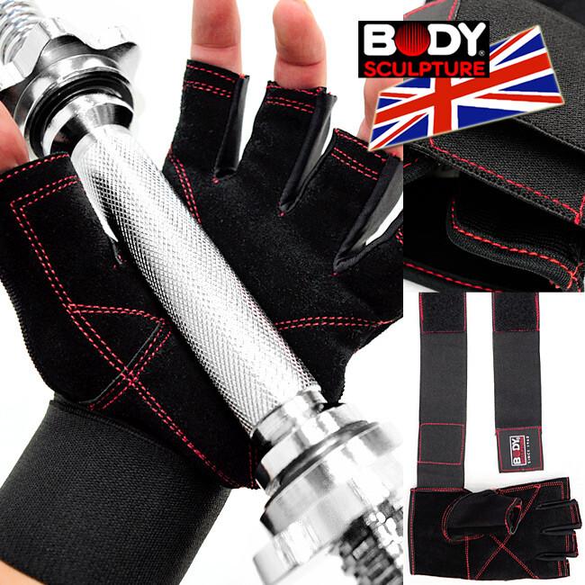 護腕強化健身手套 運動手套短手套防護具  c016-95