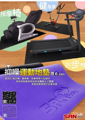 【SAN SPORTS】80x158[6MM]多功能跑步機地墊 C020-600 (5折)