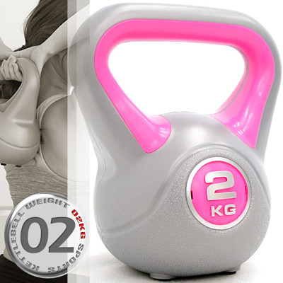 KettleBell重力2公斤壺鈴(4.4磅) C171-1802 (4.5折)