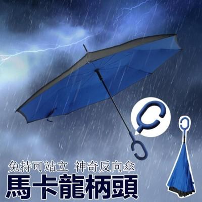 新大無敵防風上收反向傘 (2.1折)