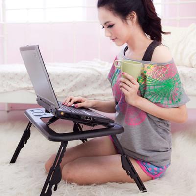WASHAMl-台灣專利M363839雪狐多功能折疊筆電桌 (6.2折)