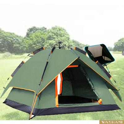 WASHAMl-就是愛露營3-4人自動帳篷LZ01-014 (8.3折)