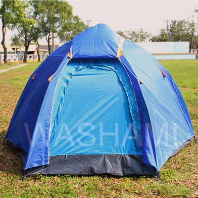 WASHAMl-自動帳篷(6-8人)+外帳二層可分離 (7.1折)
