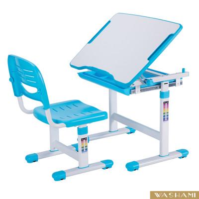 WASHAMl-WSH日式快樂兒童升降學習桌椅(ESP201版全動可調) (7折)