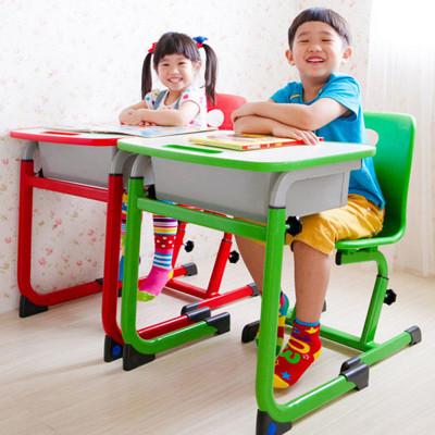 WASHAMl-WSH 日式快樂兒童升降學習桌椅組 (6.9折)