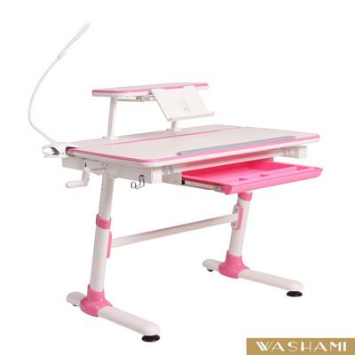 WASHAMl-WSH日式快樂兒童升降學習桌椅(尊爵版全動可調)-單桌 (6.8折)