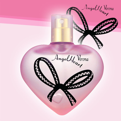 AYP Angel Heart Verona 天使心 情人結 女性淡香水 50ml (6.5折)