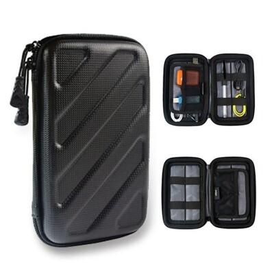 EVA 3C硬殼收納包/行動電源收納包/手機硬殼包/手機配件收納盒/EVA收納盒 (2.3折)