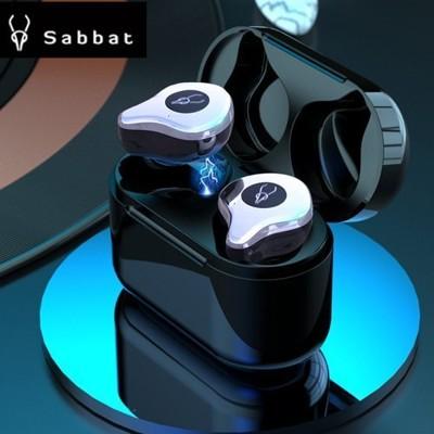 【原廠公司貨】 Sabbat 魔宴 E12 真無線運動藍芽/TWS藍牙耳機 (4.5折)