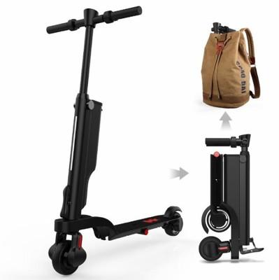 【Lileng】NO6可拆式電芯電動滑板車 LG電芯雙輪電動平衡車(附收納袋) (5折)