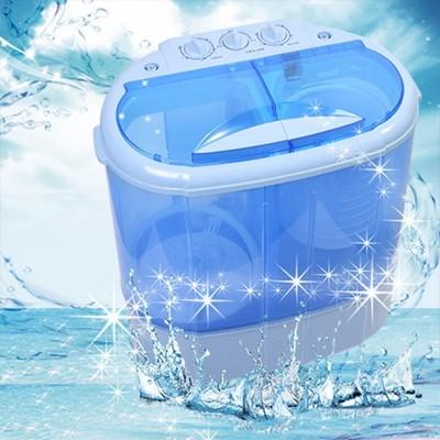 【TAIGA大河】迷你雙槽柔洗衣機$2499 (保固一年) (6.3折)