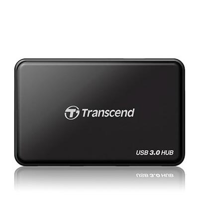 Transcend 創見 TS-HUB3K 4 Port USB3.0 HUB 集線器 (10折)