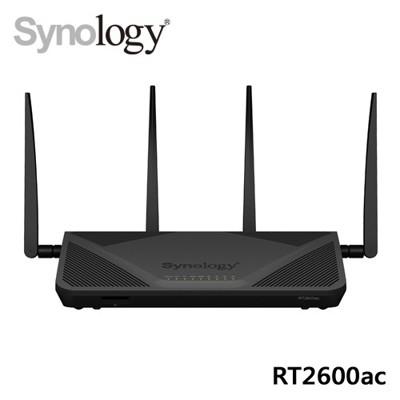 Synology群暉科技 RT2600ac 路由器 (10折)