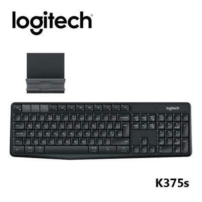 Logitech 羅技 K375s 無線/藍牙 鍵盤支架組合 (10折)