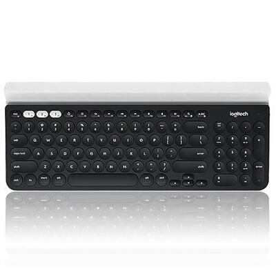 Logitech 羅技 K780 多工 藍芽 無線鍵盤 (10折)