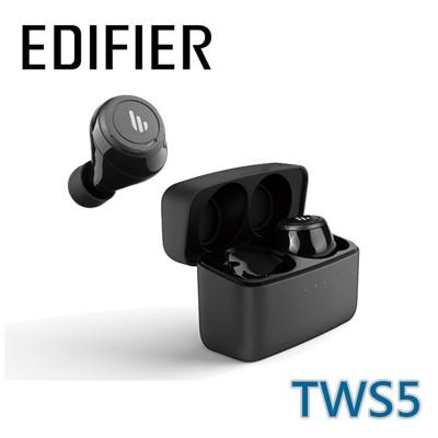 EDIFIER 漫步者 TWS5 真無線 藍牙5.0 耳機 (10折)