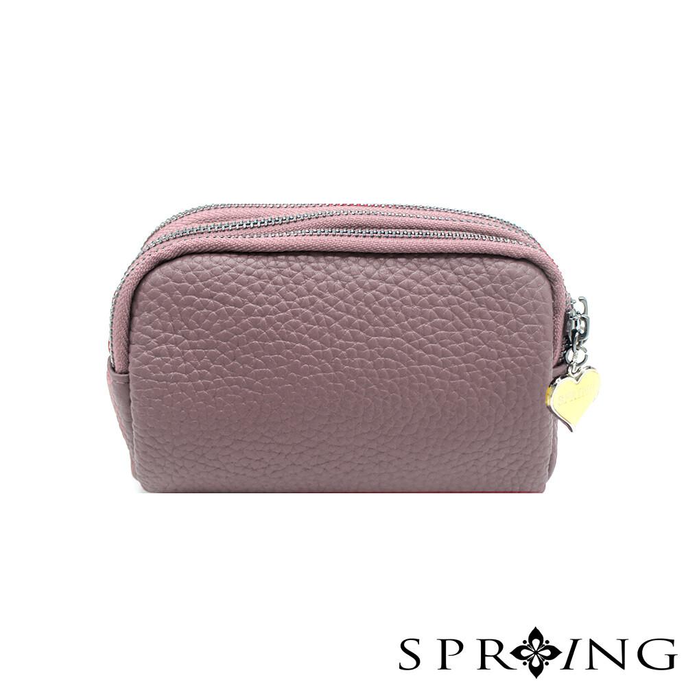 spring-太陽的三層多用鑰匙零錢包