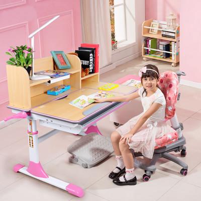 【生活誠品】兒童書桌椅 兒童桌椅組  100cm兒童成長桌椅組(只包含桌+椅+桌上書櫃) (5.4折)