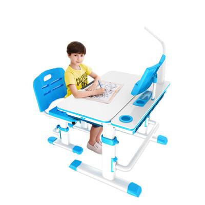 【生活誠品】兒童書桌 學習桌 書桌椅 兒童桌椅 成長桌椅 兒童書桌椅套裝 80CM桌椅組 (5.5折)