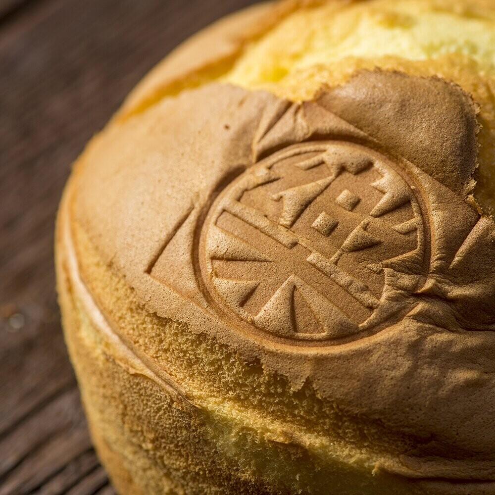 樂樂甜點樂樂牛奶布丁蛋糕(6吋/盒)