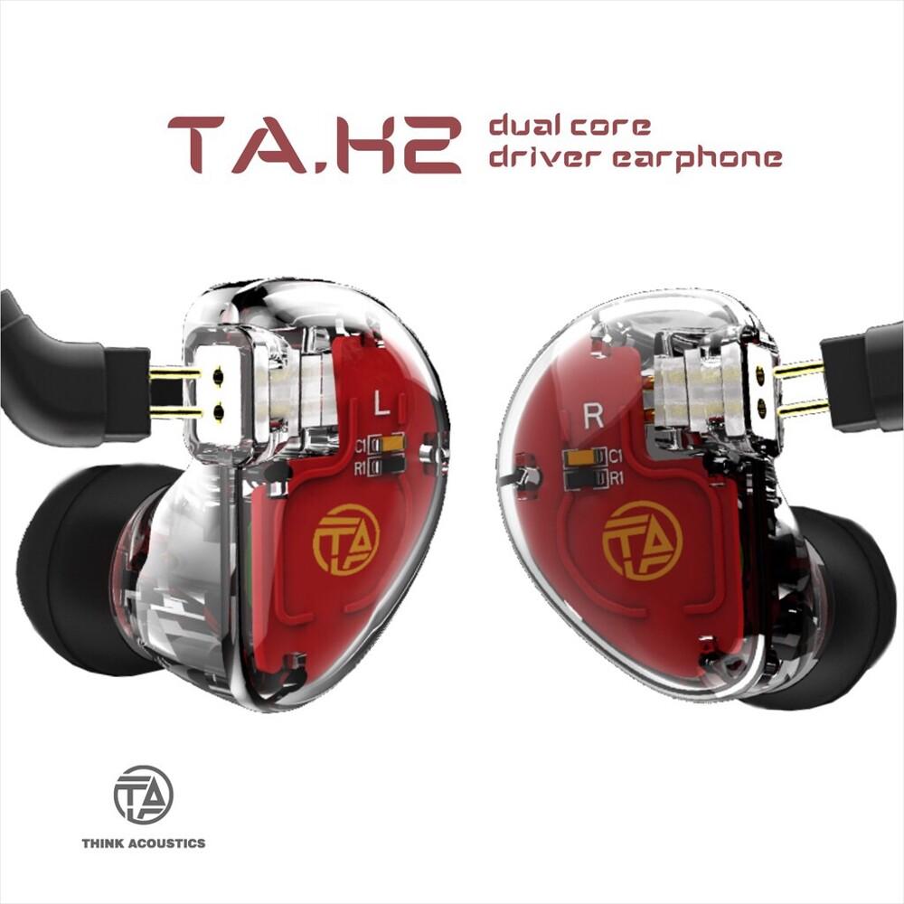 think acousticst.a-k2高階電子分頻耳機 t.a-k1升級版