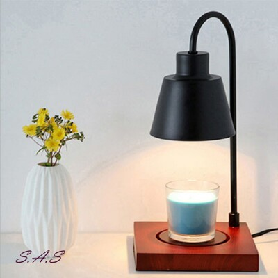 SAS 融蠟燈 融燭燈 蠟燭燈 蠟燭暖燈 蠟燭檯燈【809】 (5折)