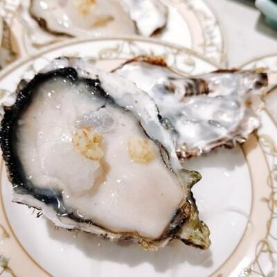 ◇盅龐水產◇鮮嫩肥美蠔大顆的日本全殼生蠔2L(10入) (7.3折)