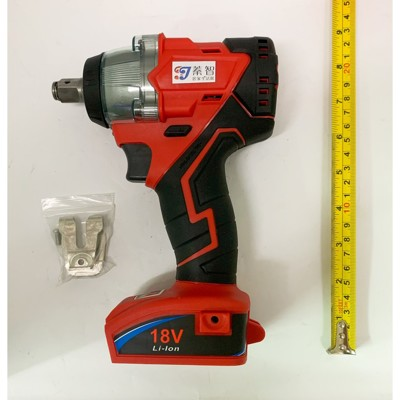 鋰電無刷電動扳手 通用米沃奇 21V(18V) 無刷扳手 米沃奇21V 單主機(不含電池) (9.3折)