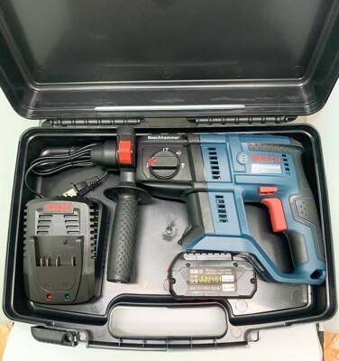 鋰電無刷電錘 原廠博世 BOSCH GBH180-LI 18V單電池 6.0AH 多功能鎚鑽鎬 (9.2折)