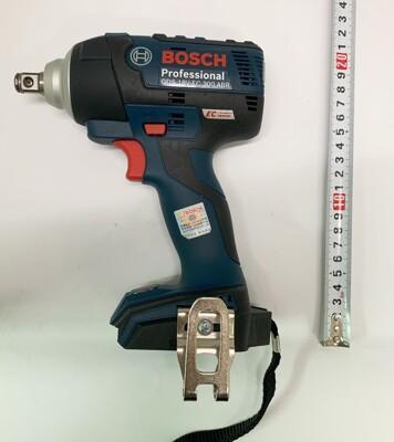 無刷電動扳手 原廠博世 BOSCH GDS18V-EC300ABR 18V單主機/鋰電衝擊扳手 (9.5折)