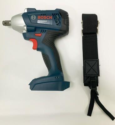有碳刷電動扳手 原廠博世 BOSCH GDS250-LI 18V單主機 (8.3折)