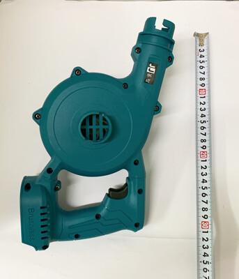 無刷鋰電鼓風機 JJ(牧田款) 21V雙電池 6.0AH/大功率電動吹風機/吹吸兩用 (8.4折)