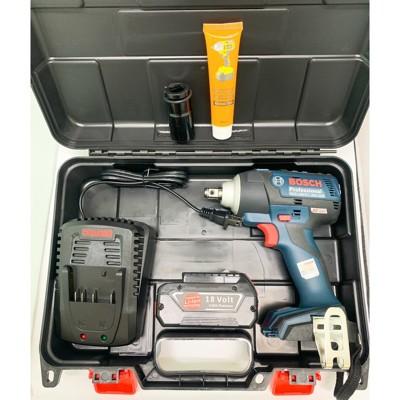 無刷電動扳手 原廠 博世 BOSCH 18V GDS18V-EC300ABR 組合搭配 (9.8折)