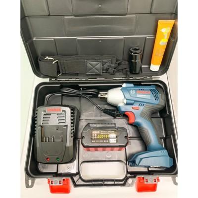 有碳刷電動扳手 原廠 博世 BOSCH GDS250-LI 18V 組合系列/鋰電衝擊電動扳手 (9.6折)