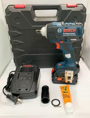 無刷電動扳手 原廠博世 BOSCH GDS18V-EC300ABR 18V單電 5.0AH (8.1折)