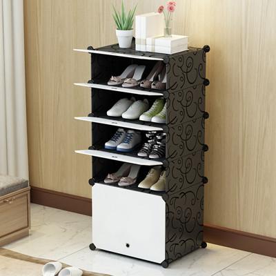 Mr.box-5層5門防塵鞋櫃/整理收納組合櫃【004004-01】 (6.3折)