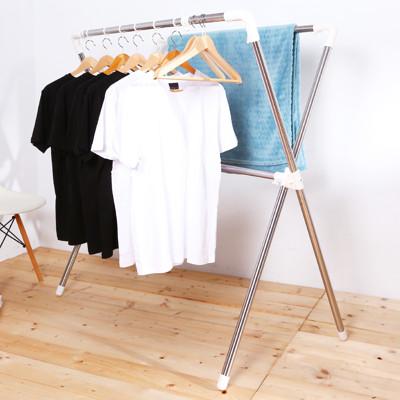 晴天媽咪-一代X型伸縮曬衣架 【039001-01】 (5.5折)