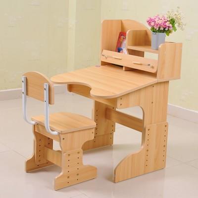 升降桌椅 桌子+椅子 學習書桌椅 電腦桌 成長書桌椅 矯姿椅 功能學習桌 電腦椅 兒童椅帶書架 (5.8折)