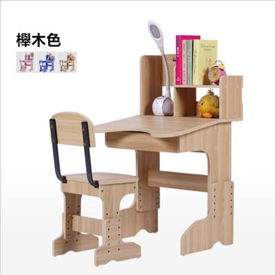升降桌椅 桌子+椅子 學習書桌椅 電腦桌 成長書桌椅 矯姿椅 功能學習桌 電腦椅 兒童椅帶書架 (6.3折)