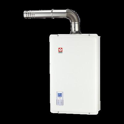 櫻花牌熱水器SH-1633(天然氣/桶裝) (9.9折)