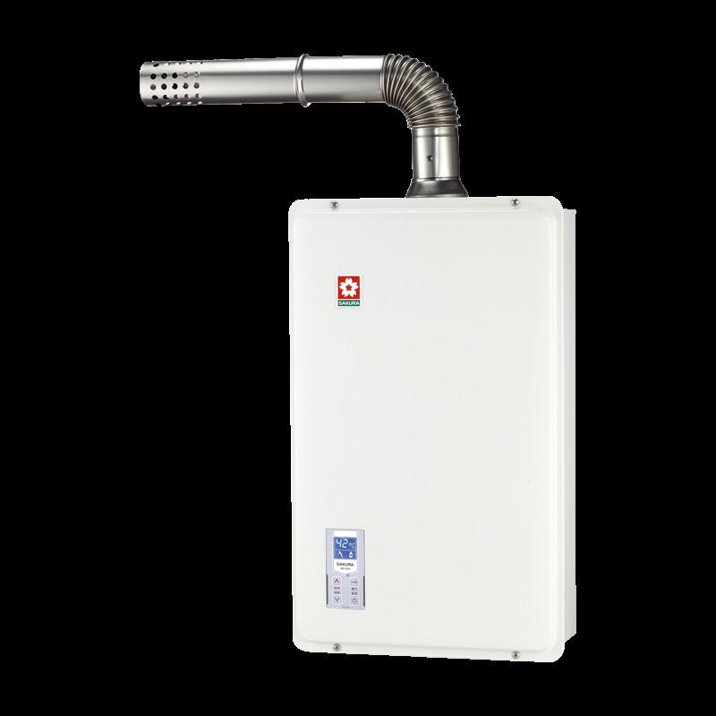 櫻花牌熱水器sh-1633(天然氣/桶裝)