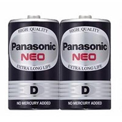 panasonic國際碳鋅電池 1號 (0.8折)