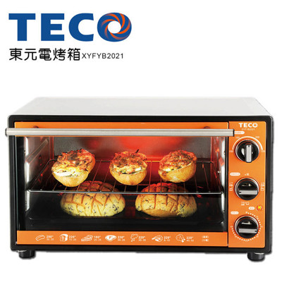 東元TECO XYFYB2021 20公升電烤箱 (8折)
